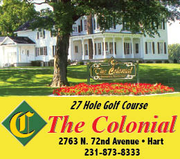 Colonial Golf 18 Hole Course