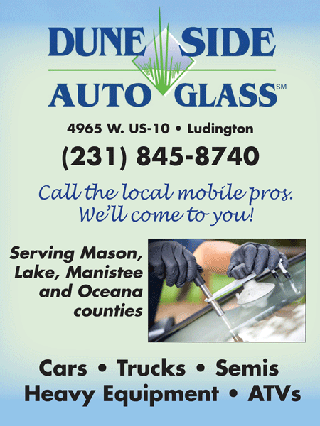 Dune Side Auto Glass Ludington