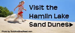 Hamlin Lake Sand Dunes