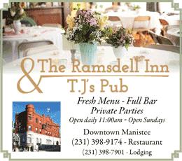 TJs Pub & Ramsdell Inn
