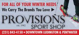 Provisions Sport Shop Ludington Pentwater