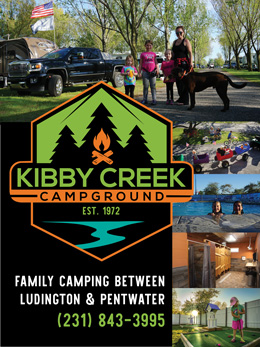 michigan campgrounds with full hookups