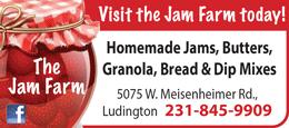 The Jam Farm Ludington