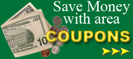 Coupons for Ludington & West Michigan