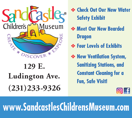 Sandcastles Ad