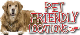 Pet Friendly Locations in Ludington Michigan