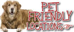 Pet Friendly Locations in Ludington Michigan