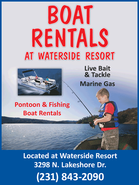 Waterside Resort Boat Rentals Hamlin Lake