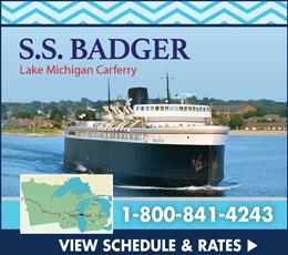 Lake Michigan Carferry Mini Cruises