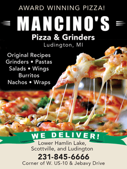 Mancino's Pizza and Grinders Ludington
