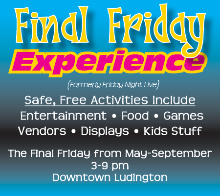Friday Night Live Downtown Ludington