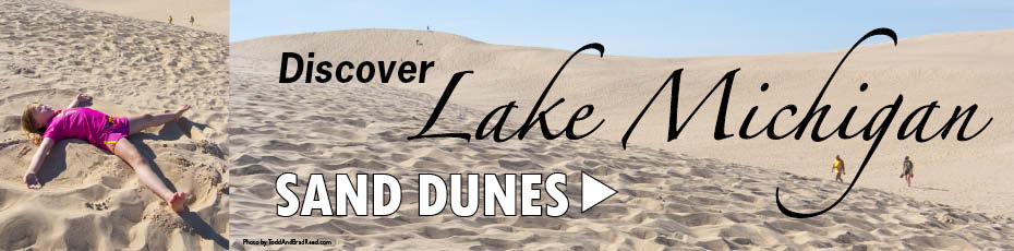 lake michigan sand dunes