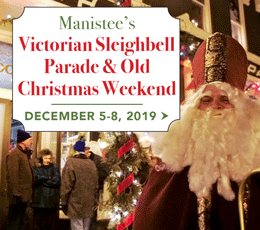 Manistee Victorian Sleighbell Parade Old Christmas Weekend