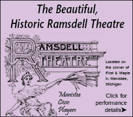 Manistee Ramsdell Theater Performances