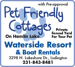 Waterside Resort & Boat Rentals Pet Friendly Cottages