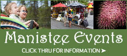 Manistee Calendar of Events and Festivals