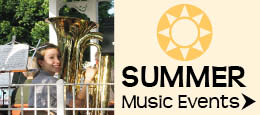 Summer Music Events