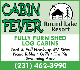 Cabin Fever Round Lake Resort