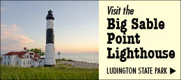 Big Sable Point Lighthouse Ludington State Park