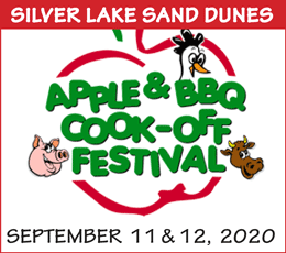 ASilver Lake Sand Dunes Apple & BBQ Festival