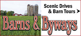 Barns & Byways Scenic Drives & Barn tours