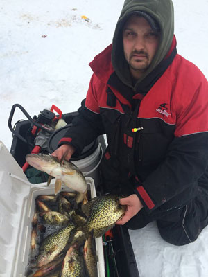 Hamlin lake archive hamlin lake fishing reports for Idaho ice fishing report